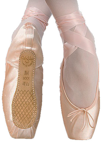 About my Pointe Shoe Fitting